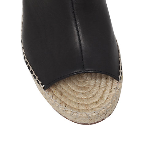 Buy KG by Kurt Geiger Nelly Leather Shoes Online at johnlewis.com