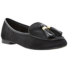 Buy Steve Madden Lunni Pony Tassle Flat Loafers Online at johnlewis.com