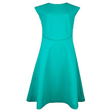 Buy Ted Baker Claudie Seam Detail Dress, Jade Online at johnlewis.com