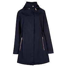 Buy Ted Baker Bozica Lightweight Parka, Navy Online at johnlewis.com