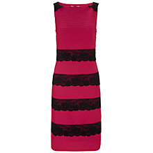 Buy Gina Bacconi Tuck Jersey Dress Online at johnlewis.com