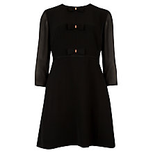 Buy Ted Baker Finna Bow Detailed Dress Online at johnlewis.com