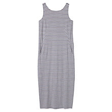 Buy Toast Corin Dress, Lilac/Navy Online at johnlewis.com