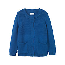 Buy Toast Ellis Cardigan, Blue Online at johnlewis.com