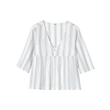 Buy Toast Afon Blouse, Off White Online at johnlewis.com