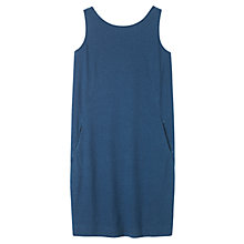 Buy Toast Arabelle Dress, Washed Indigo Online at johnlewis.com