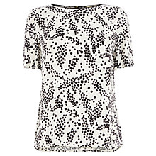 Buy Wishbone Shelley Printed Top, Multi Online at johnlewis.com