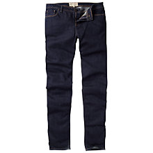 Buy Fat Face Darkest Rinse Contour Slim Jeans, Denim Online at johnlewis.com