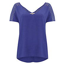 Buy Wishbone Taylor Lace Top Online at johnlewis.com