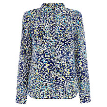 Buy Wishbone Connie Blouse, Multi Online at johnlewis.com