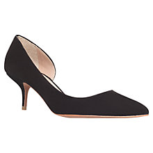 Buy Kurt Geiger Tilia Patent Leather Court Shoes Online at johnlewis.com