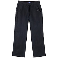 Buy Seasalt Hollyblue Trousers, Squid Ink Online at johnlewis.com