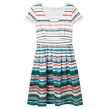Buy Seasalt Kerens Dress, Painted Stripe Multi Online at johnlewis.com