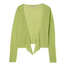 Buy Seasalt Treloyhan Cardigan, Chicory Online at johnlewis.com