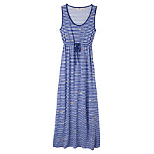 Buy Seasalt Cornish Orchard Dress, Bobbing Boats Marine Online at johnlewis.com