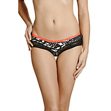 Buy Bonds Cotton Lacie Briefs, Leopard Online at johnlewis.com