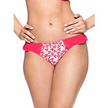 Buy Curvy Kate Eden Thong, Rose Print Online at johnlewis.com