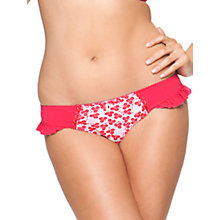 Buy Curvy Kate Eden Briefs, Rose Print Online at johnlewis.com