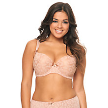 Buy Curvy Kate Smoothie Moulded Bra, Blush Online at johnlewis.com