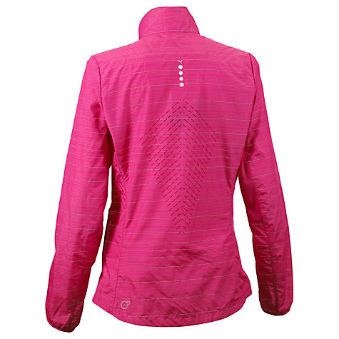 Buy Puma FAAS Night Cat Running Jacket, Pink Online at johnlewis.com