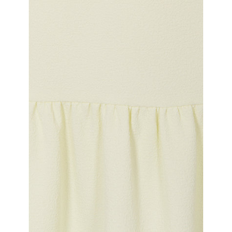 Buy French Connection Crepe Tennis Dress, Acid Zest Online at johnlewis.com