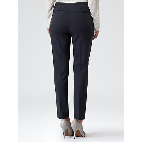 Buy Reiss Tapered Trouser, Blue Online at johnlewis.com