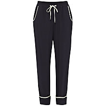 Buy French Connection Spring Winter Tie Trousers, Utility Blue Online at johnlewis.com