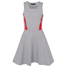 Buy French Connection Bright Lucy Flare Dress Online at johnlewis.com