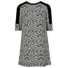 Buy French Connection Sahara Textured Dress, Acid Multi Online at johnlewis.com