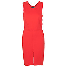 Buy French Connection Stephanie Cut Out Dress, Souk Sunrise Online at johnlewis.com