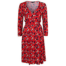 Buy French Connection Sahara Rose Dress, Souk Sunrise Multi Online at johnlewis.com