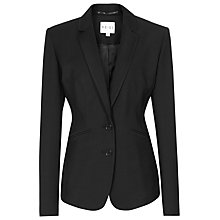 Buy Reiss Slim Fit Sorrento Blazer, Black Online at johnlewis.com
