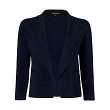 Buy Jaeger Knitted Tuxedo Jacket Online at johnlewis.com