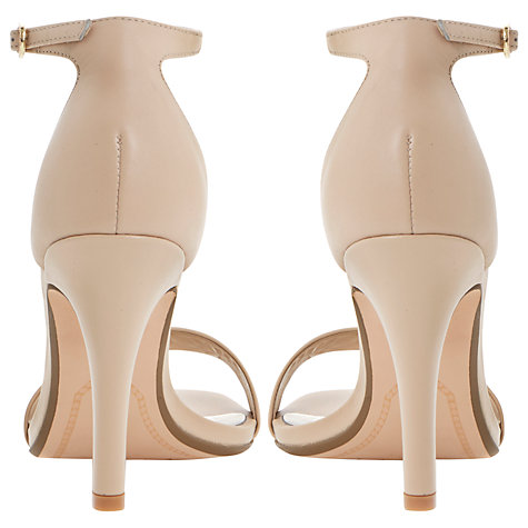 Buy Dune Hydro Suede Sandals Online at johnlewis.com