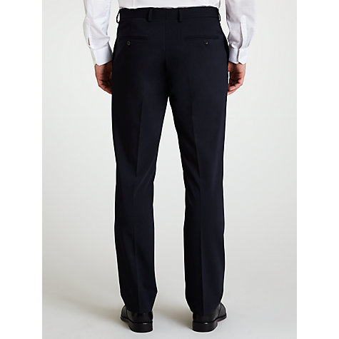 Buy Selected Homme Slim Fit Plainweave Suit Trousers, Indigo Online at johnlewis.com