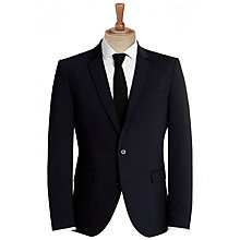 Buy Selected Homme Plainweave Suit Jacket, Indigo Online at johnlewis.com