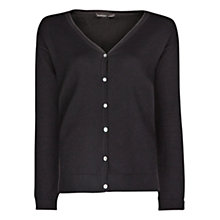 Buy Mango Essential V-Neck Cardigan Online at johnlewis.com