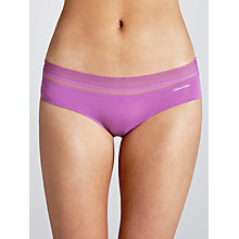 Buy Calvin Klein Icon Provocative Hipster Briefs, Delphine Online at johnlewis.com