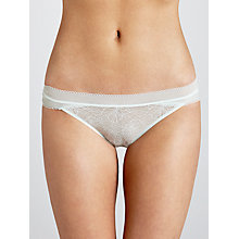 Buy Calvin Klein Icon Lace Briefs Online at johnlewis.com