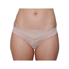 Buy Chantelle Vous & Moi Thong Online at johnlewis.com