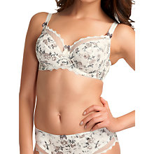 Buy Fantasie Delliah Underwired Bra, Ivory Online at johnlewis.com