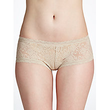 Buy Kinky Knickers Scalloped Lace Briefs Online at johnlewis.com