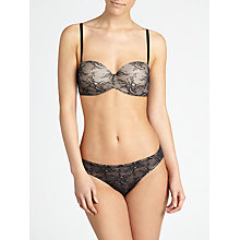 Buy John Lewis Simone, Black / Nude Online at johnlewis.com