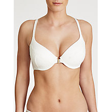 Buy John Lewis Sophia T-Shirt Bra, Ivory Online at johnlewis.com