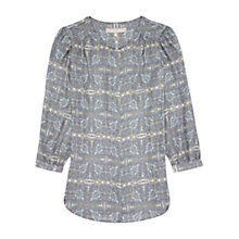 Buy Fenn Wright Manson Michelle Blouse, Blue Multi Online at johnlewis.com