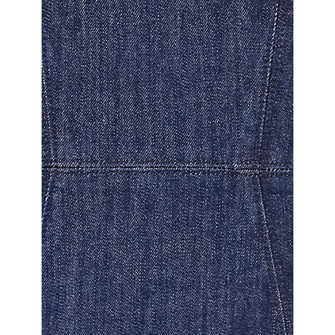 Buy Phase Eight Ashlyn Denim Dress, Indigo Online at johnlewis.com
