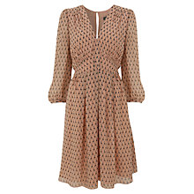Buy Mint Velvet Grazia Print Dress, Multi Online at johnlewis.com