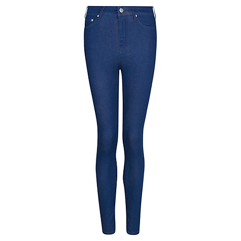 Buy Mango High Waisted Broadway Jeans Online at johnlewis.com