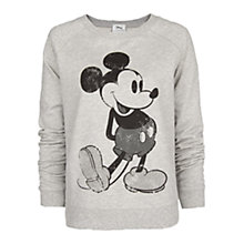 Buy Mango Mickey Sweatshirt Online at johnlewis.com