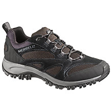 Buy Merrell Men's Phoenix Vent Walking Shoes, Black Online at johnlewis.com
